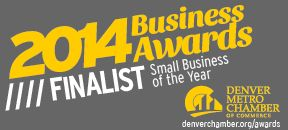 denver small business of the year finalist 2014