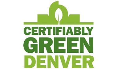 Certifiably Green Denver Badge
