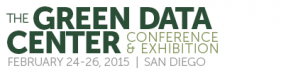 The Green Data Center Conference & Exhibition 2015 logo