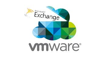 microsoft exchange on vmware