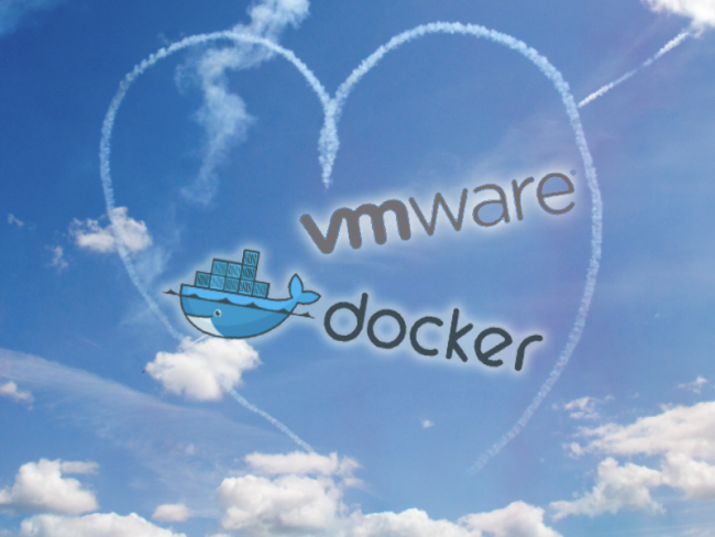 Docker Containers and VMware