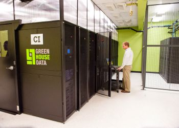 working in the data center