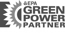 EPA Green Power Partner badge