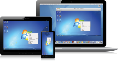 Virtual Desktop Infrastructure (VDI) devices