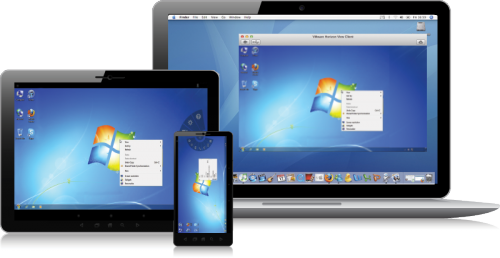 Desktop as a Service (DaaS) devices