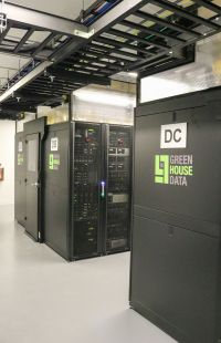 colocation cabinets in Cheyenne, WY data center