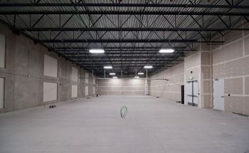 empty data center space
