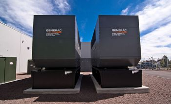 data center cooling generators