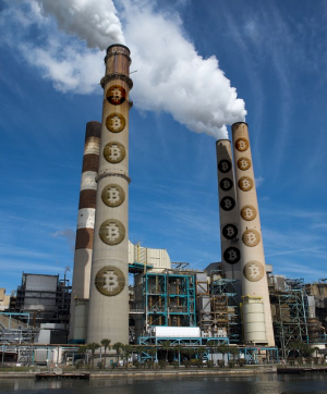 bitcoin comes with a hefty emissions price tag