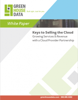 Key to Selling the Cloud PDF