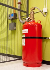 fire suppression unit