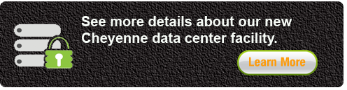 Get more details about our new cheyenne, wy data center