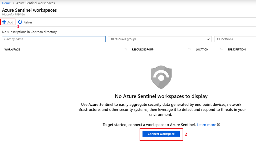 Getting Started with Microsoft Azure Sentinel: Part 1