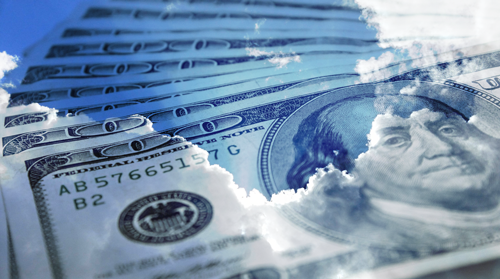 find money in cloud IT infrastructure