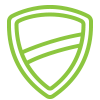 Stringent Compliance & Security Icon
